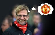 'Liverpool gặp Man City là giấc mơ của CĐV Man Utd'