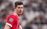 NÓNG: Real Madrid qua mặt Man United ở thương vụ Lewandowski