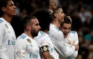 Ronaldo lập poker trong trận cầu có 9 bàn thắng với Girona