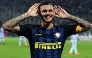 Đại diện xác nhận Icardi sắp gia hạn với Inter
