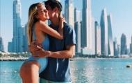 Vợ mang song thai, Morata tới Dubai ăn mừng