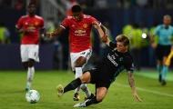 Bỏ Hazard, Real Madrid 'tăm tia' sao trẻ Man Utd