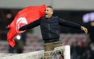 Đánh bại Costa Rica, CĐV Tunisia tràn vào sân ăn mừng như thể vô địch