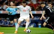 Zidane: 'Ngoài Messi, tôi chưa thấy ai có cái chân trái dị như cậu ấy'