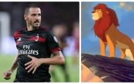Leonardo Bonucci - Sự trở về của vua sư tử
