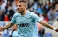 Chơi 'Tennis' trước Benevento, Lazio quyết bám sát Inter