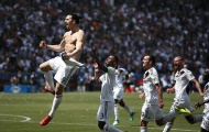 Ibra lập siêu phẩm, La Galaxy ngược dòng ngoạn mục đánh bại Los Angeles FC