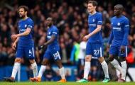 Đội hình tệ nhất vòng 32 Premier League: Tràn ngập sắc xanh!