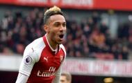 Vượt Persie lẫn Henry, Aubameyang làm nên lịch sử tại Arsenal