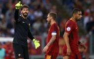 Ngăn Messi ghi bàn, tương lai thủ thành AS Roma sẽ rộng mở