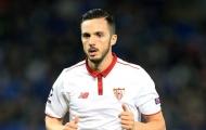 Trước giờ đụng độ Hùm xám, tiền vệ Sevilla nói cứng