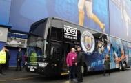Everton cho dàn sao Man City 'tạm trú' tại Goodison Park