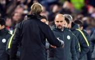 Pep Guardiola: 'Làm gì có chuyện Man City sẽ phòng ngự tại Anfield?'