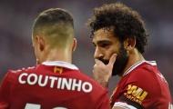 SỐC: Vì Coutinho, Real vỡ mộng với Mohamed Salah