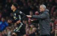 Jesse Lingard - Quân bài tẩy của Mourinho trước Man City