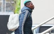Sợ vận rủi khi đụng Man City, Pogba không còn dám đổi kiểu tóc