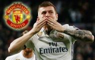 Toni Kroos muốn đến Man United