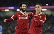 """""""Liverpool có thể nghiền nát bất kì đội bóng nào ở Champions League"""""""