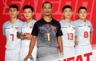 Saigon Heat thể hiện sức mạnh tại giải futsal VFL 2018