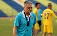 HLV Mihail điểm mặt nhóm cầu thủ khiến ông rời FLC Thanh Hóa