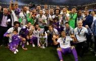 Sẽ thế nào nếu Real Madrid tiếp tục thống trị Champions League?