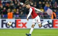 Sút tung lưới CSKA Moscow, Ramsey trở thành tiền vệ săn bàn số 1 lịch sử Arsenal
