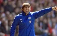 Conte điên tiết với thái độ thi đấu của Chelsea