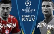Góc nhìn: Real đụng Bayern ở Bán kết là may mắn cho cả lịch sử Champions League
