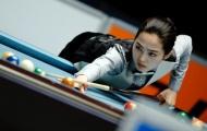 Yu Ram Cha - nữ hoàng billiards mê bóng đá