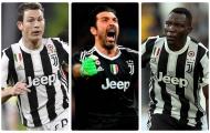 Juventus và những cuộc chia tay đình đám vào mùa Hè