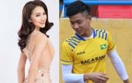 """'Hotboy"""" U23 Việt Nam lên tiếng về tin đồn yêu Ngọc Nữ"""