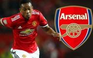 2 lý do khiến Arsenal không mua Martial