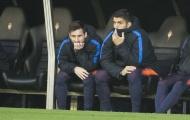 Messi cắn móng tay trên ghế dự bị, Barca chia điểm tại tử địa Balaidos