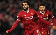 Đây, mục tiêu của Salah trong phần còn lại của mùa giải