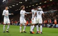 Nhẹ nhàng vượt ải Bournemouth, Man United xây chắc ngôi nhì trước sự 'dòm ngó' của Liverpool