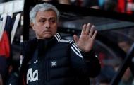 Thắng Bournemouth, Mourinho vẫn chưa 'hết giận'