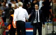Đích thân Unai Emery lên tiếng mời HLV Wenger đến PSG