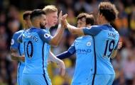 Nhà tân vô địch Man City và cú đột phá vào lịch sử