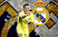 Huyền thoại Barcelona khuyên Neymar đầu quân 'đại kình địch'