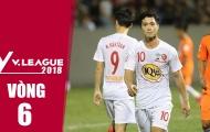 Nhịp đập V-League 2018 | vòng 6 | Công Phượng ghi bàn sau hơn nửa năm tịt ngòi