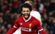 Totti: Salah không thể tỏa sáng tại Liverpool thì mới là bất ngờ