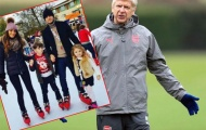 Từ cơn thịnh nộ của ông Wenger đến 'nỗi oan' Bùi Tiến Dũng