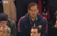Totti 'cạn lời' khi chứng kiến AS Roma bị Salah nhấn chìm