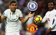 Tin chuyển nhượng 26/04 | Chelsea ra giá 'điên' giành Casemiro, Spurs còn 'điên' hơn