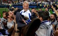 Zidane và Real Madrid - Sự sắp đặt của thượng đế