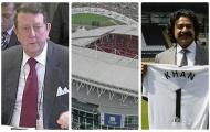 FA 'loạn cào cào' khi muốn bán sân Wembley cho ông chủ Fulham