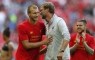 Jurgen Klopp đề nghị ban lãnh đạo Liverpool giữ chân trò cưng