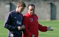 Thầy cũ 'mách nước' cho Gerrard trong sự nghiệp cầm quân