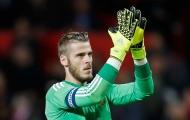 Vượt Matic, De Gea xác lập vị thế số 1 ở Man Utd
