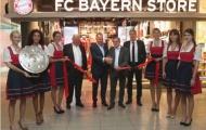 Các 'sếp lớn' tề tựu đầy đủ trong ngày Bayern Munich khai trương cửa hàng lưu niệm